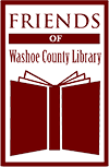 Friends of Washoe County Library logo