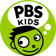 Sponsor logo: PBS Kids