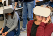 Kids with Oculus Go