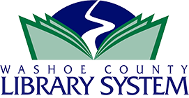 Washoe County Library logo